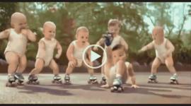 С днем рождения. Дети. Скачать видео поздравление.