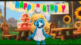 С днем рождения с опозданием. Скачать видео поздравление.