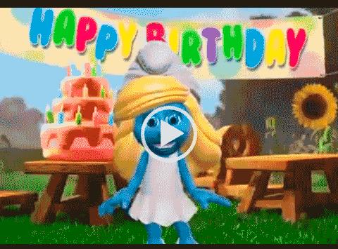 Скачать короткое видео - с днем рождения с опозданием, просто очень прикольные поздравления только на с днем ру
