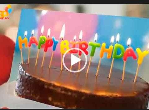 Поздравить любимого дядю с днем рождения. Красивое видео поздравление.