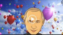 С днем рождения Остап. Скачать видео поздравление.