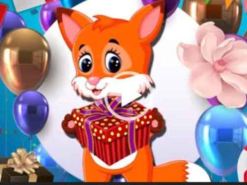 С днем рождения детское. Милые поздравления с дне рождения. Скачать на телефон бесплатно.