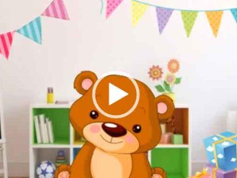 Поздравление с днем рождения ребенку скачать бесплатно. Видео поздравления.