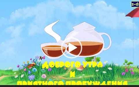 С добрым утром 2021. Пожелания на утро. Видео открытка доброго утра и для хорошего настроения